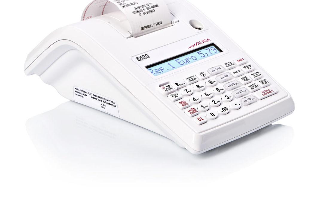 Axon Micrelec Aura – Registratore Telematico